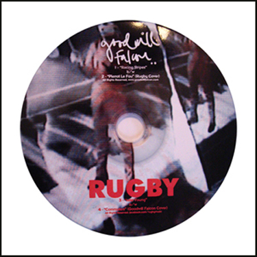 Goodwill Falcon / Rugby Split Single