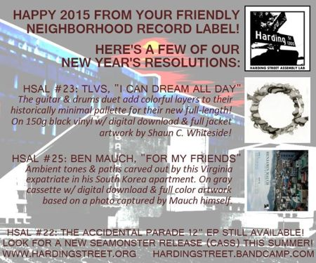 New Year's Advert!